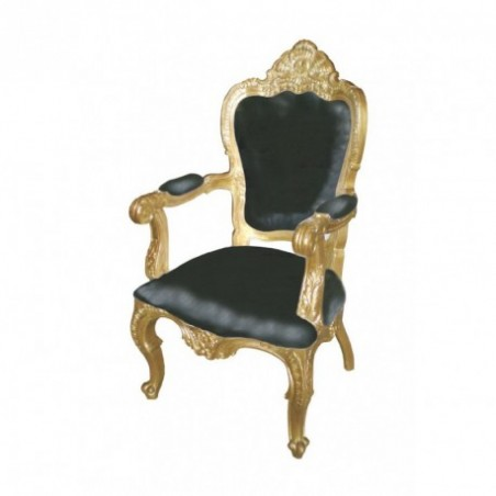 Baroque armchair rental
