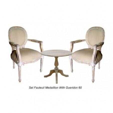 Wedding armchair