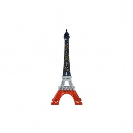Eiffel Tower in metal