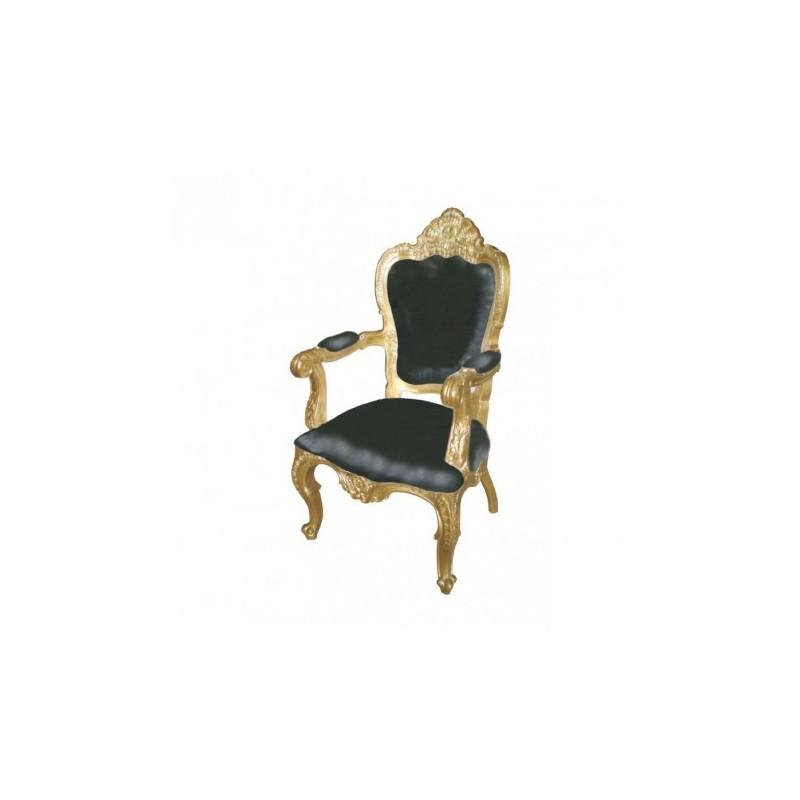 Baroque armchair rental