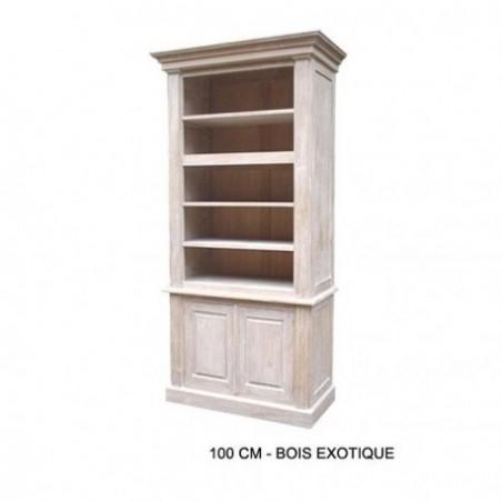 Ceruse Bookcase