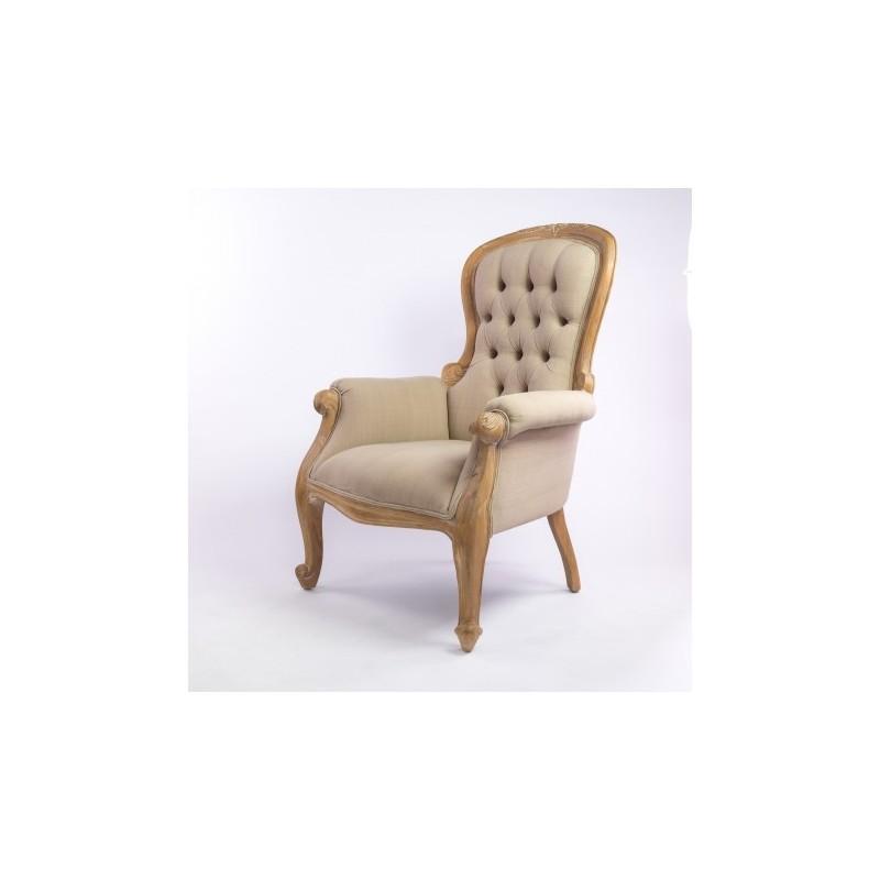 Ceruse armchair
