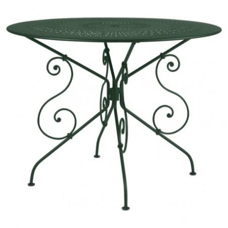 Round garden table rental diameter 67 cm