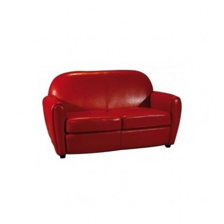 Red sofa rental