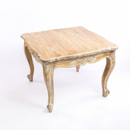 Ceruse coffee table rental