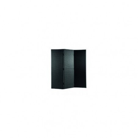 Rent folding screen anthracite gray 3 parts