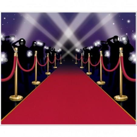 Red carpet rental 4.60 x 61 cm