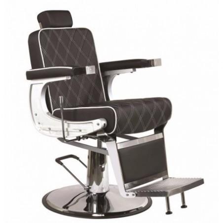Vintage barber armchair rental