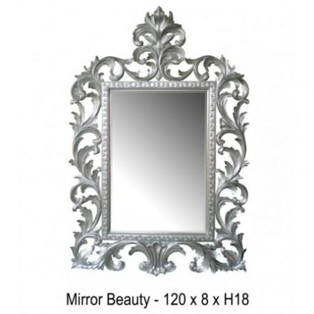 Argente Beauty Wooden Mirror Rental
