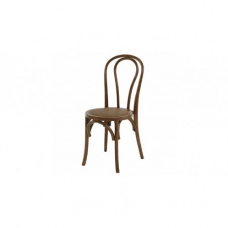 Cabaret style bistro chair for rent