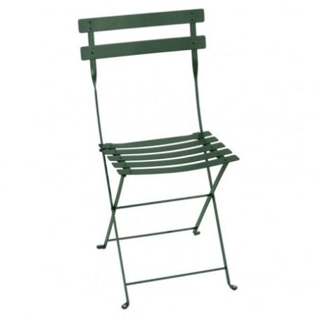 Folding metal folding chair rental Fermob