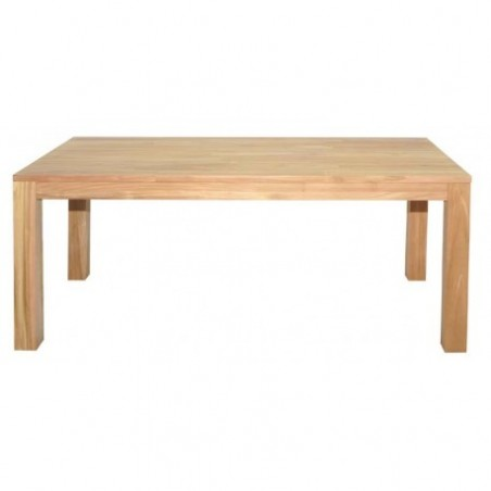 Teak table for rent