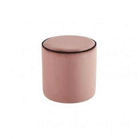 Velvet round beanbag rental