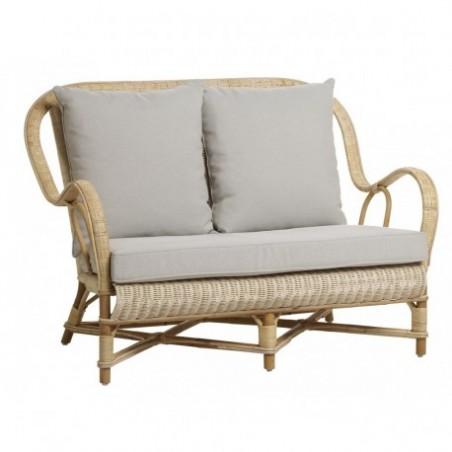 Rattan sofa rental