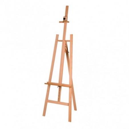 Wooden easel rental