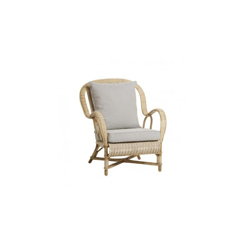 Rattan armchair rental