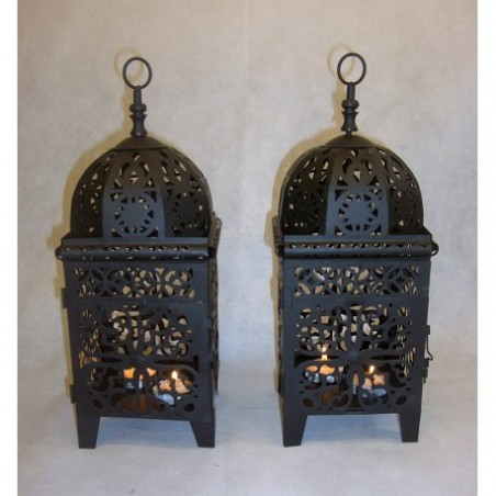 Moroccan lantern wrought iron