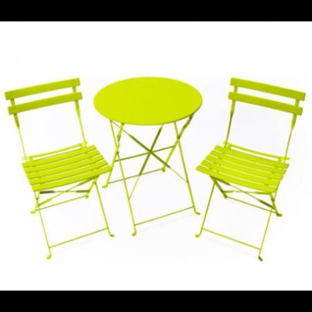 Folding garden table rental