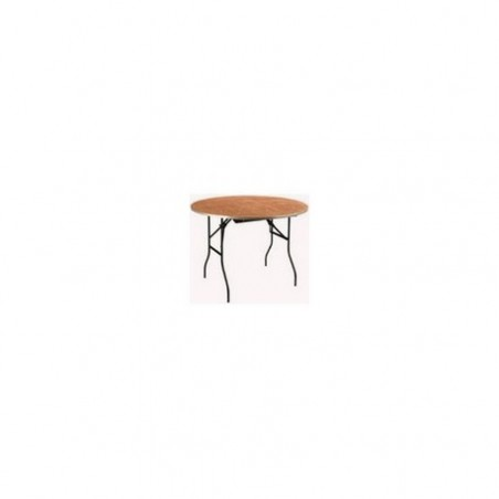 Reception table diameter 180 cm