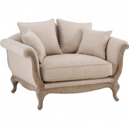 Pompadour armchair for rent