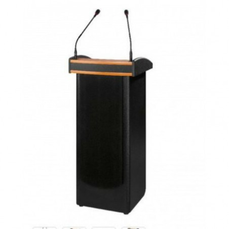 Conference lectern 100 to 150 people