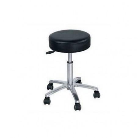 Rental swivel stool for hairdresser