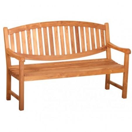 Teak bench rental