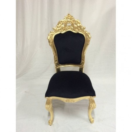 Baroque chair for rent