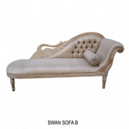 Gooseneck sofa