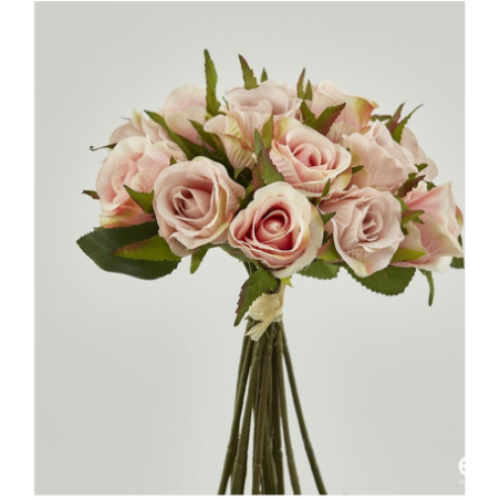 Artificial roses bouquet rental