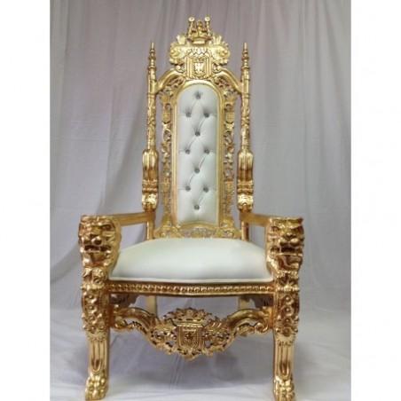 Golden trone rental