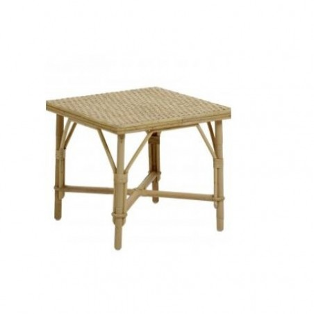Rattan coffee table for rent