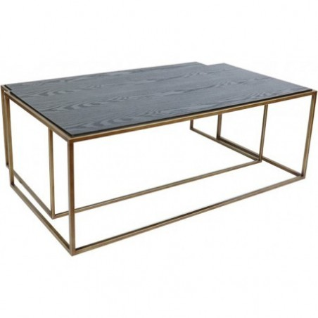 Art deco coffee table rental