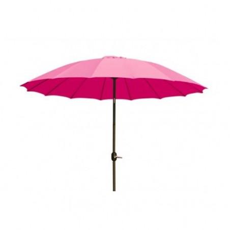 Pink parasol rental